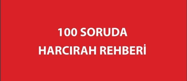 100 Soruda Harcırah Rehberi Yayınlandı